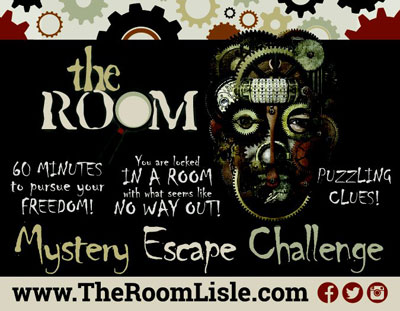 The Room Mystery Escape Challenge Lisle Illinois