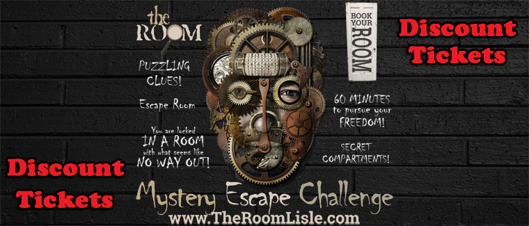 The Room Mystery Escape Challenge Coupon Lisle Illinois