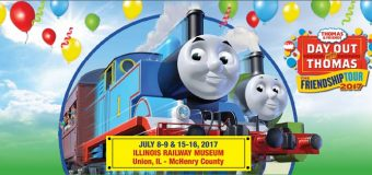 Thomas and Friends Day Out With Thomas™ At The Illinois Railway Museum