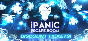 iPanic Escape Room Coupon Discount Tickets