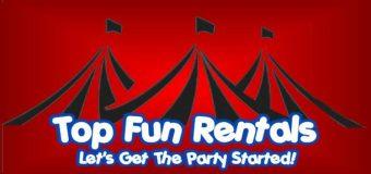 Top Fun Rentals Coupon