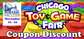Chicago Toy and Game Fair Coupon