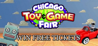 Win Free Tickets To The Chicago Toy And Game Fair At Navy Pier