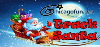 Track Santa's Flight Around The World