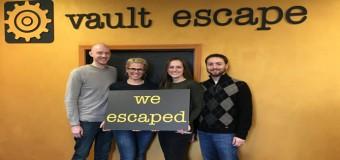 Vault Escape Chicago Coupon