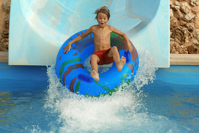 Chicago Suburbs waterparks water parks