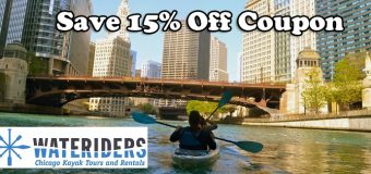 Wateriders Kayak Tours & Rentals Coupon