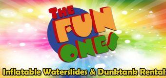 The Fun Ones Inflatables, Waterslides & Dunk Tank Coupon