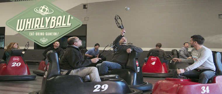 WhirlyBall Coupon