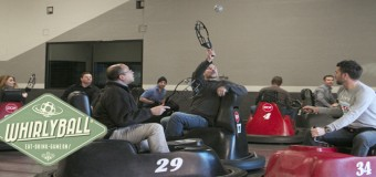 WhirlyBall Corporate Meetings & Team-Building Events