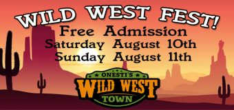 1st Annual Wild West Fest