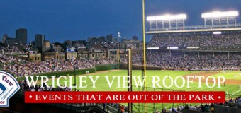 Wrigley View Rooftop Discount Tickets