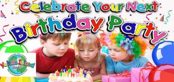 Yu Kids Island Birthday Party Packages