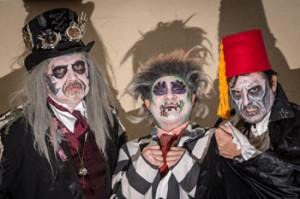 Zombie Apocolypse Parties